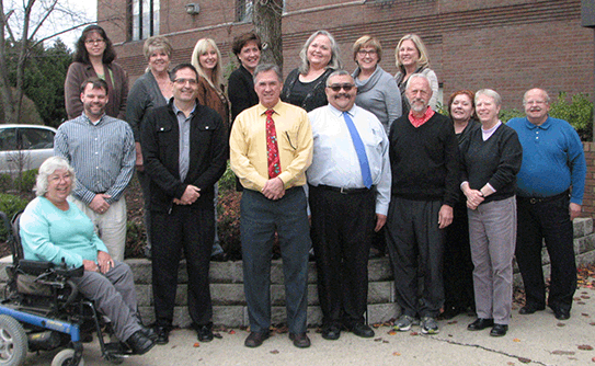 the state rehabilitation council members for 2015
