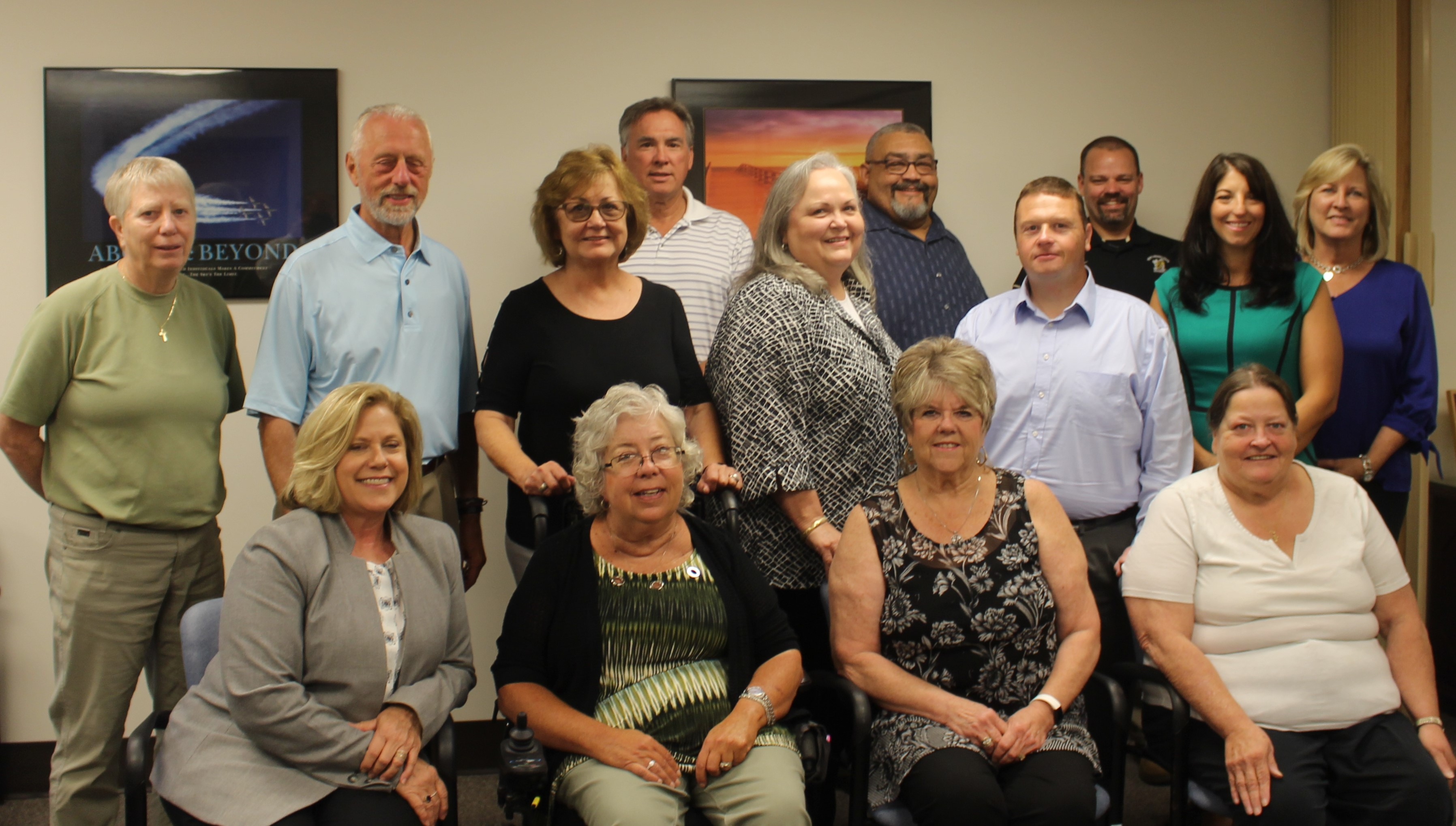 the state rehabilitation council members for 2019